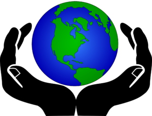 helping the earth